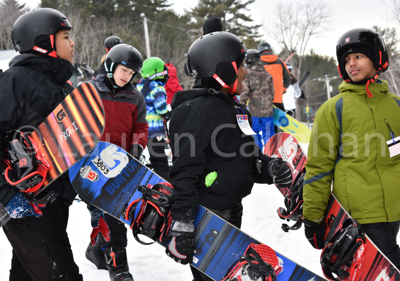 Lauren Callahan Event Photography Ski Shawnee Peak Maine