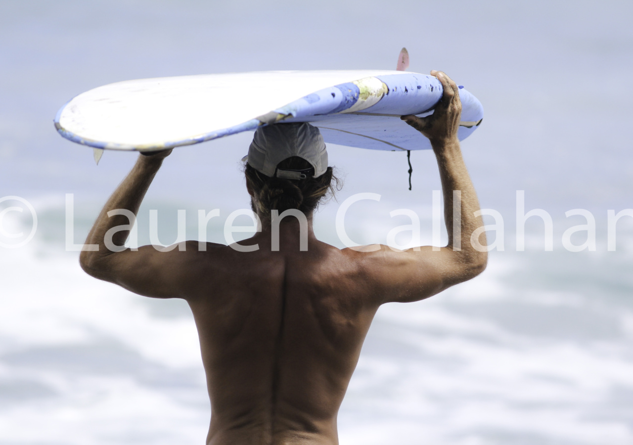 Lauren Callahan Surf Photography Costa Rica Surf life